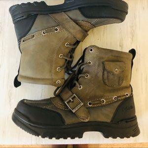 Ralph Lauren Polo Boots Size 6
